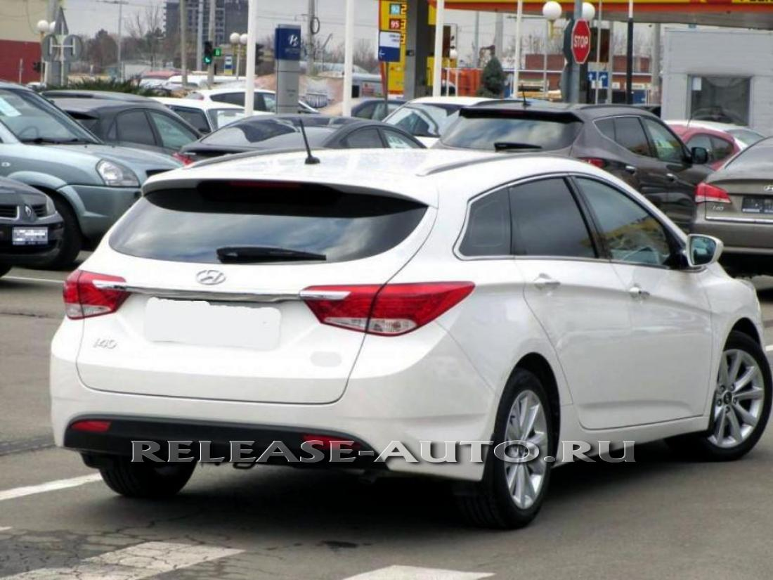 Hyundai i40 2.0 2013 photo - 2