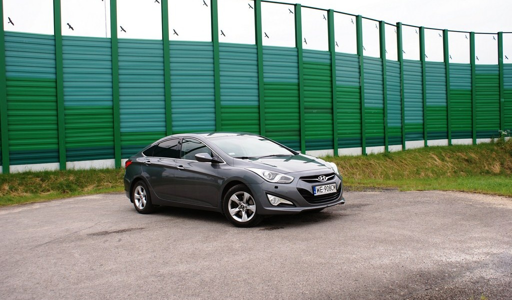 Hyundai i40 2.0 2013 photo - 5