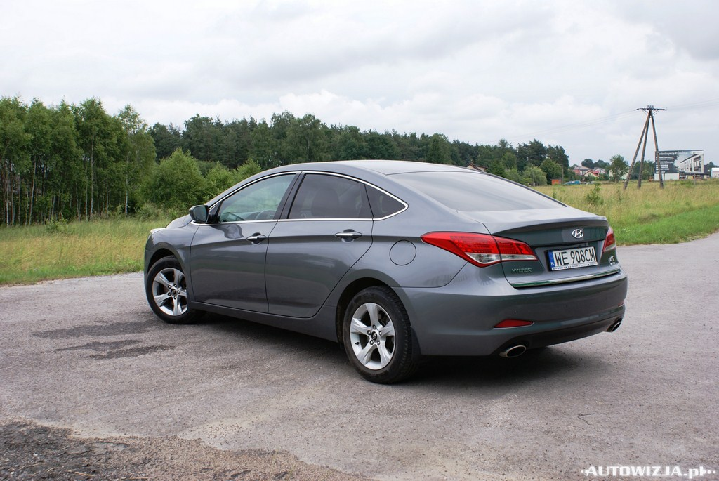 Hyundai i40 2.0 2013 photo - 6