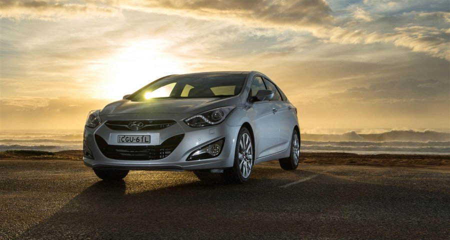 Hyundai i40 2.0 2013 photo - 7