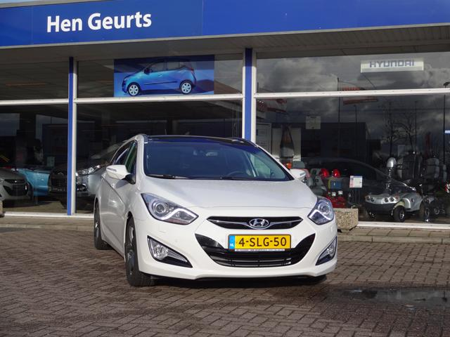 Hyundai i40 2.0 2013 photo - 8