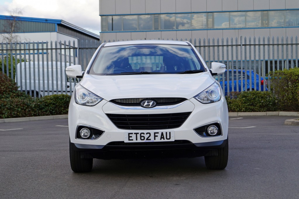 Hyundai ix35 1.6 2013 photo - 1