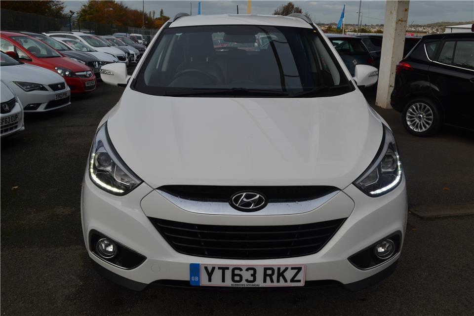 Hyundai ix35 1.6 2013 photo - 10