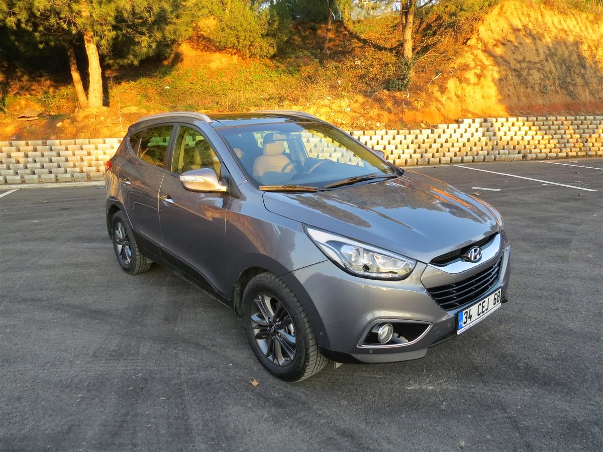 Hyundai ix35 1.6 2013 photo - 12