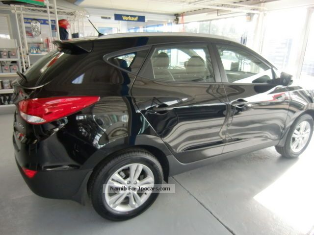 Hyundai ix35 1.6 2013 photo - 2
