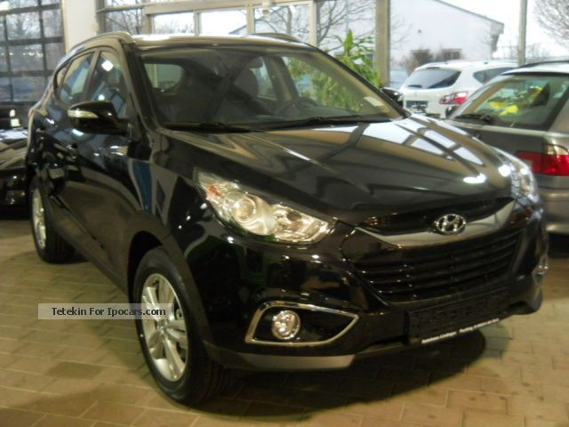 Hyundai ix35 1.6 2013 photo - 3