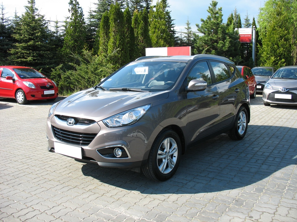 Hyundai ix35 1.6 2013 photo - 5