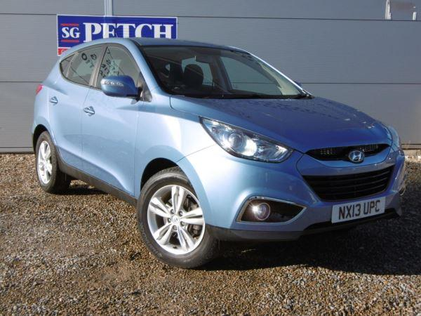 Hyundai ix35 1.6 2013 photo - 9