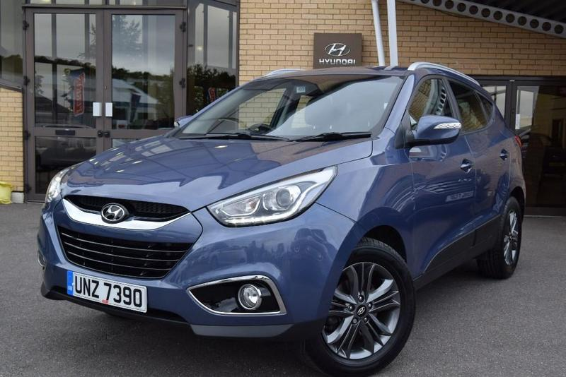 Hyundai ix35 1.7 2014 photo - 1