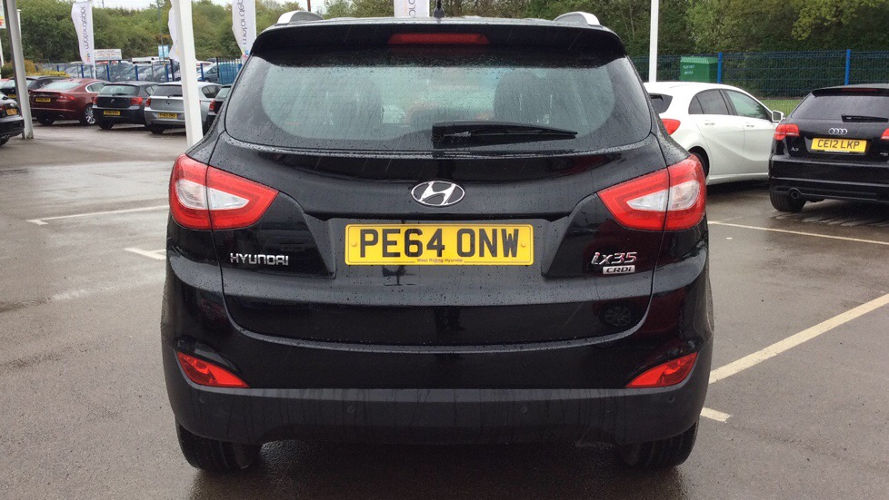 Hyundai ix35 1.7 2014 photo - 10