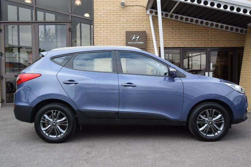 Hyundai ix35 1.7 2014 photo - 2