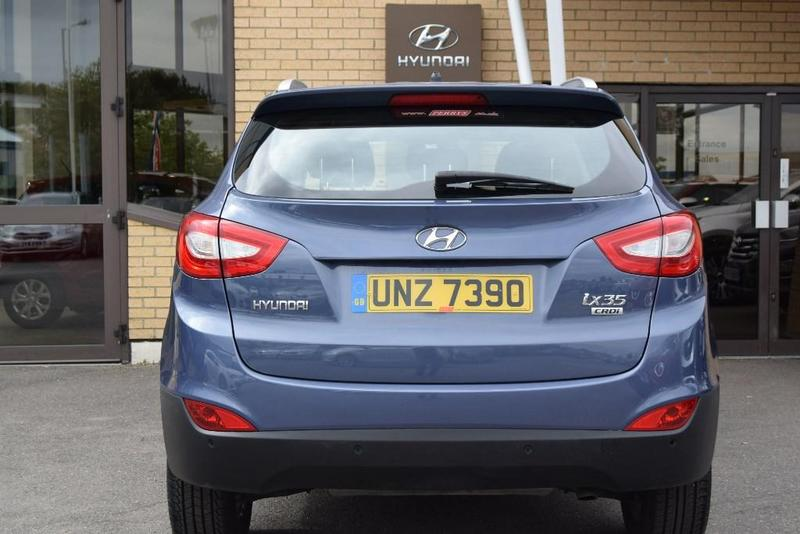 Hyundai ix35 1.7 2014 photo - 3