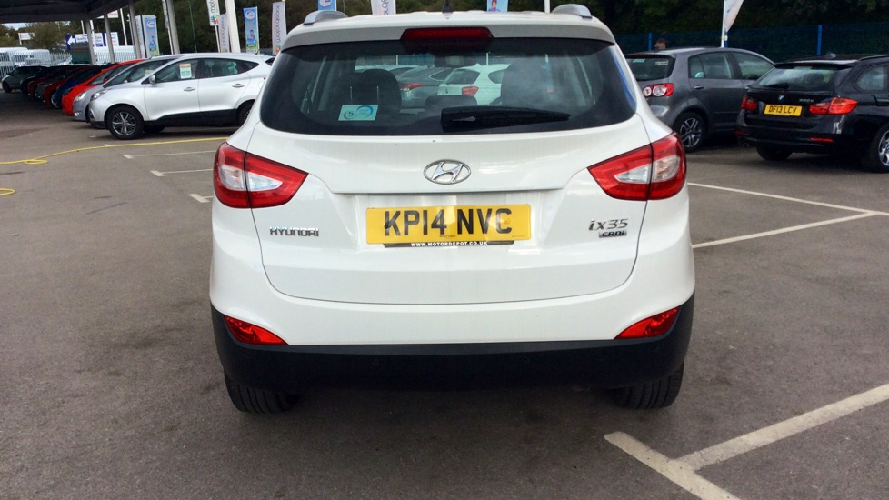 Hyundai ix35 1.7 2014 photo - 5