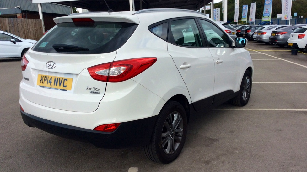 Hyundai ix35 1.7 2014 photo - 6