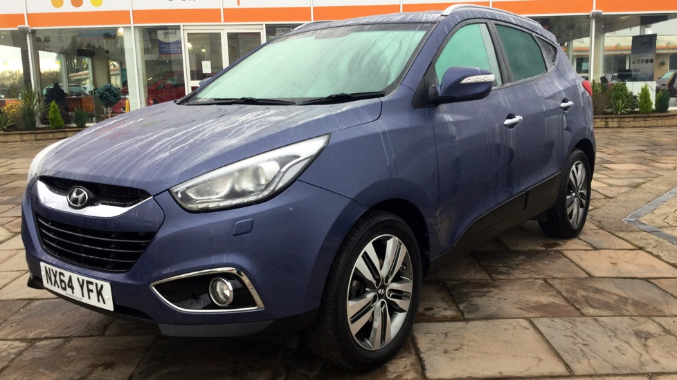 Hyundai ix35 1.7 2014 photo - 7