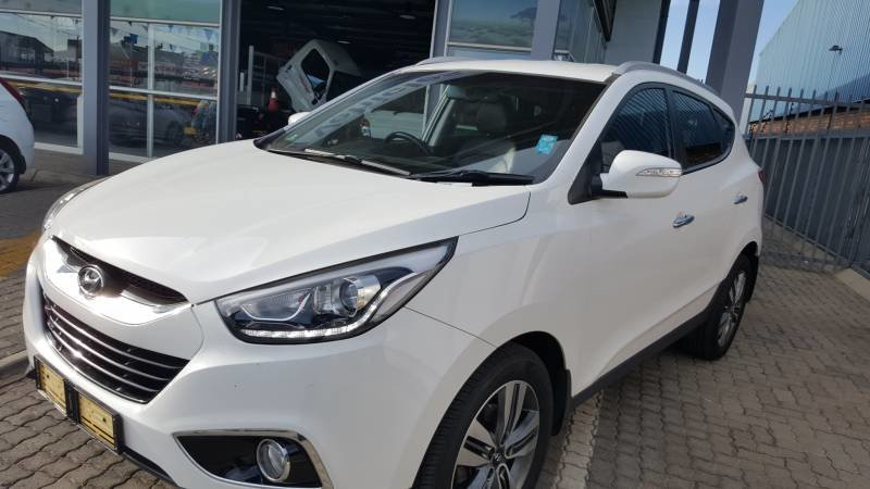 Hyundai ix35 1.7 2014 photo - 8