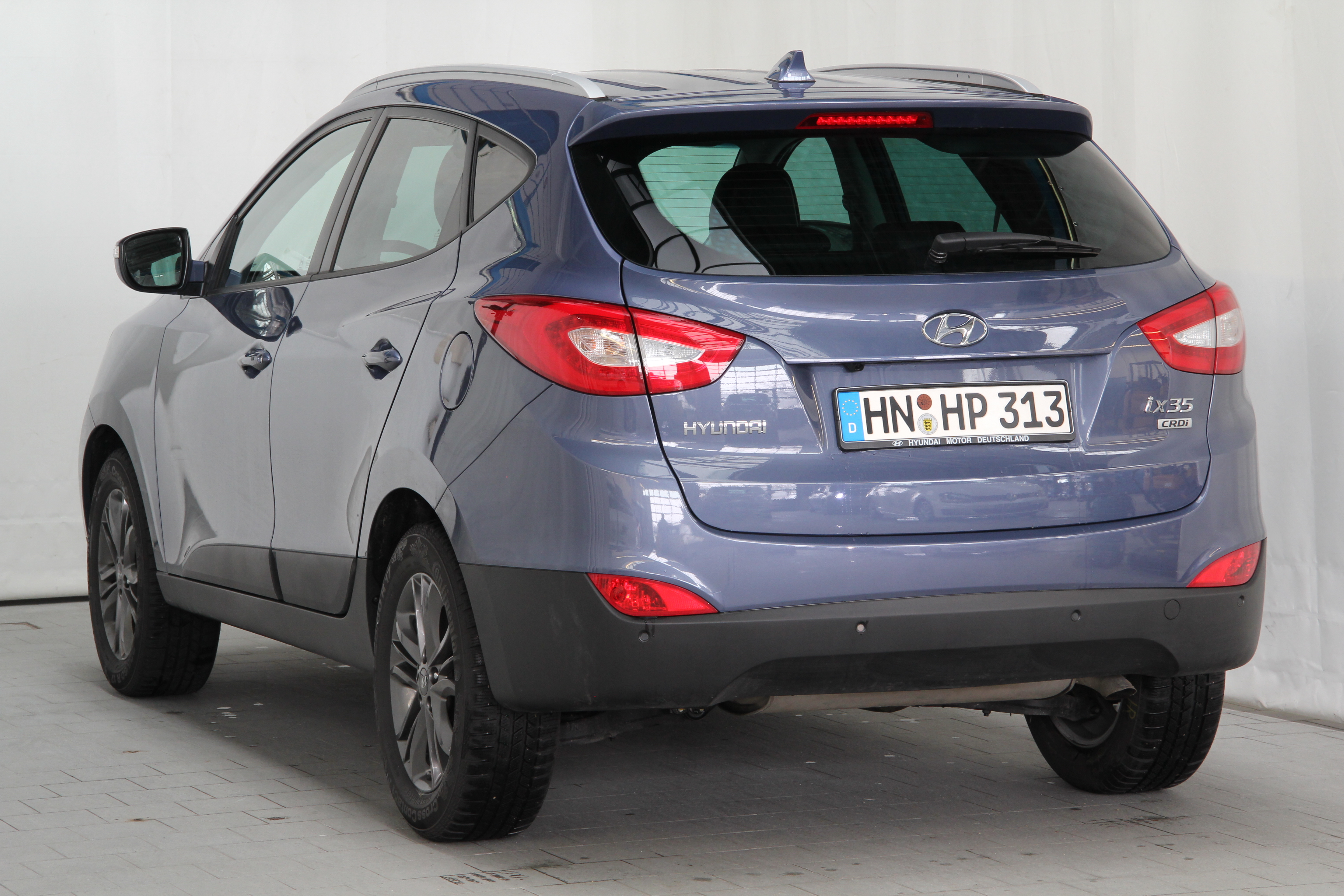 Hyundai ix35 1.7 2014 photo - 9