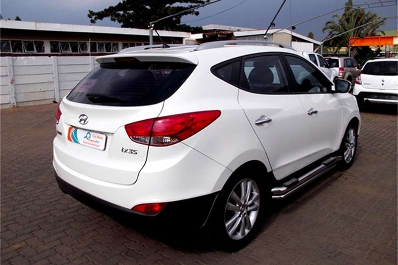 Hyundai ix35 2.0 2011 photo - 3