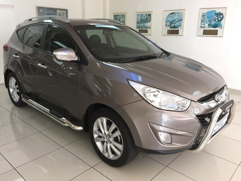 Hyundai ix35 2.0 2011 photo - 4