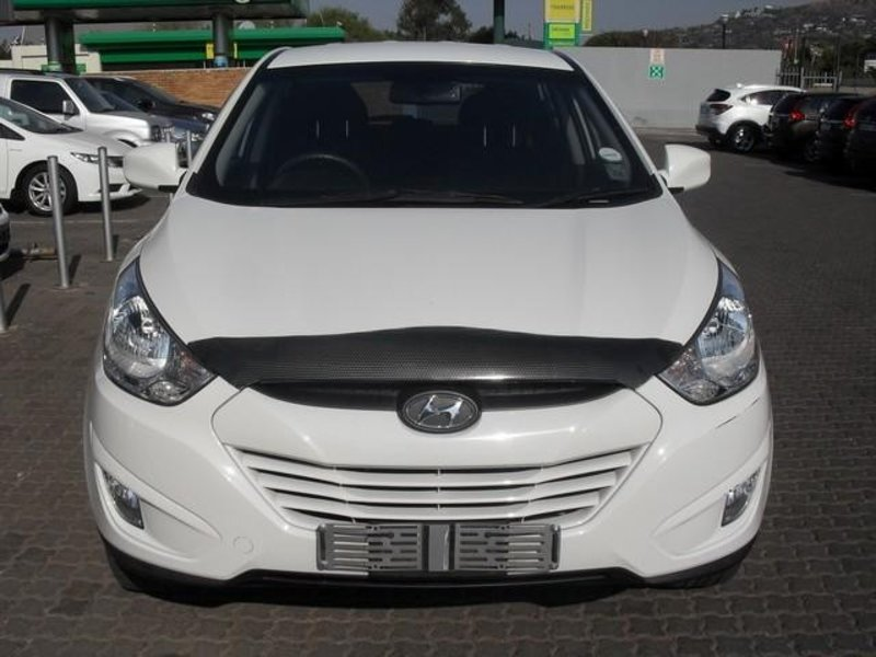 Hyundai ix35 2.0 2011 photo - 5