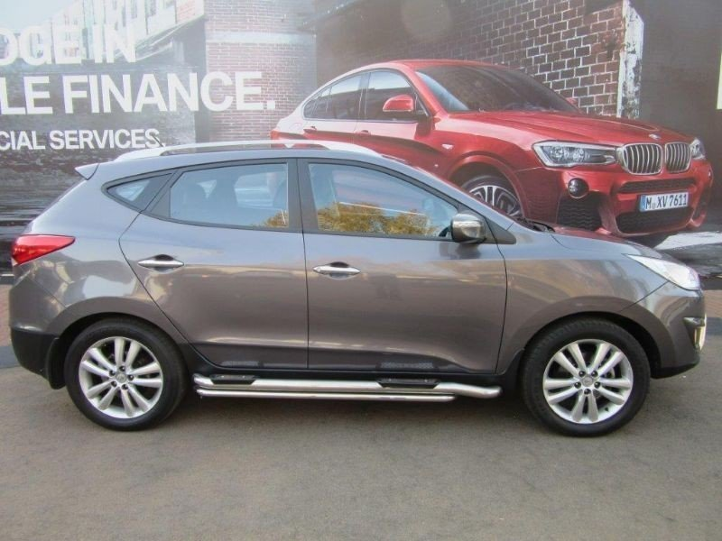 Hyundai ix35 2.0 2011 photo - 6
