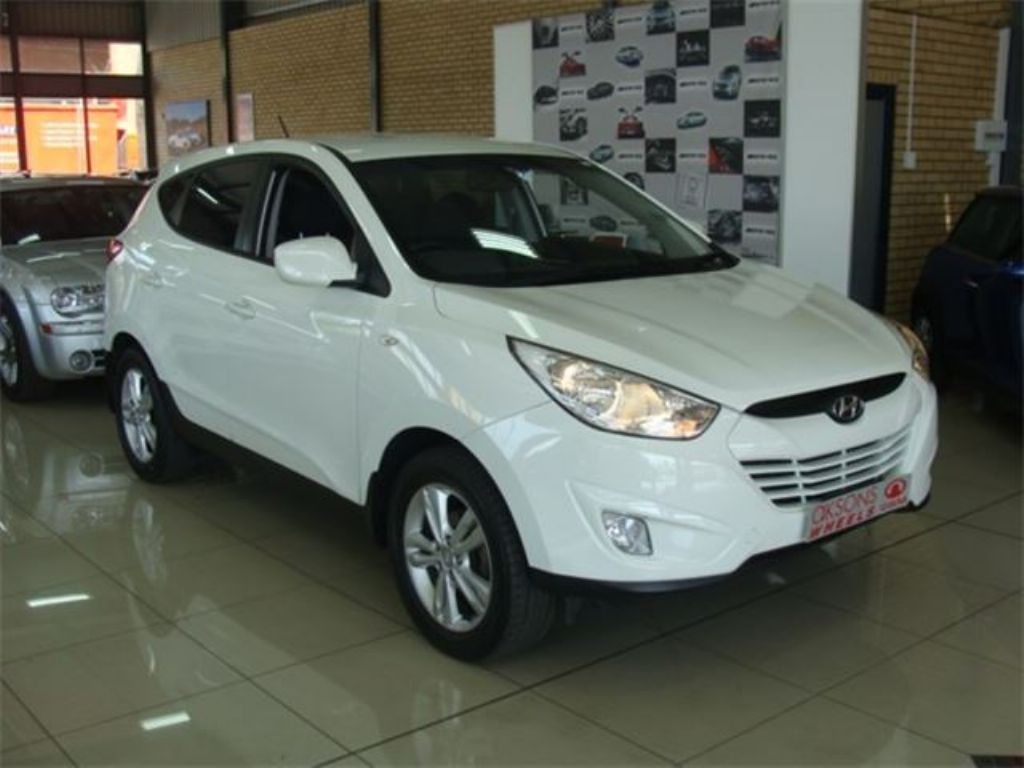 Hyundai ix35 2.0 2011 photo - 7
