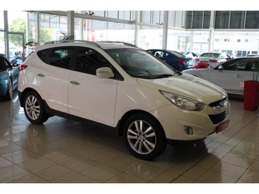 Hyundai ix35 2.0 2012 photo - 1