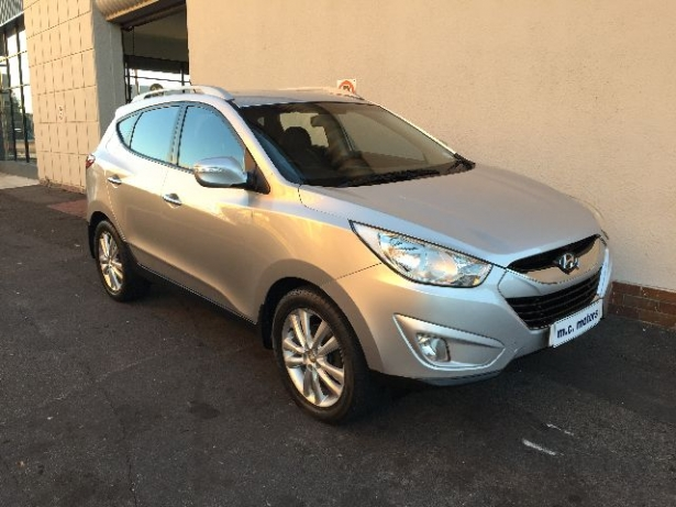 Hyundai ix35 2.0 2012 photo - 6