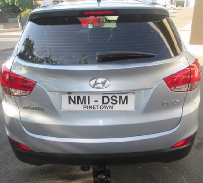 Hyundai ix35 2.0 2012 photo - 9