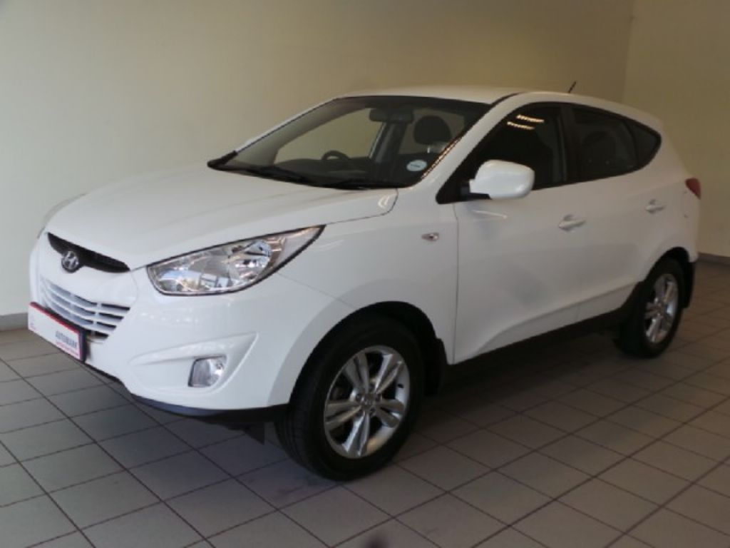 Hyundai ix35 2.0 2013 photo - 1