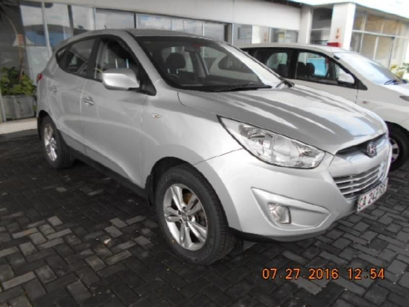 Hyundai ix35 2.0 2013 photo - 3