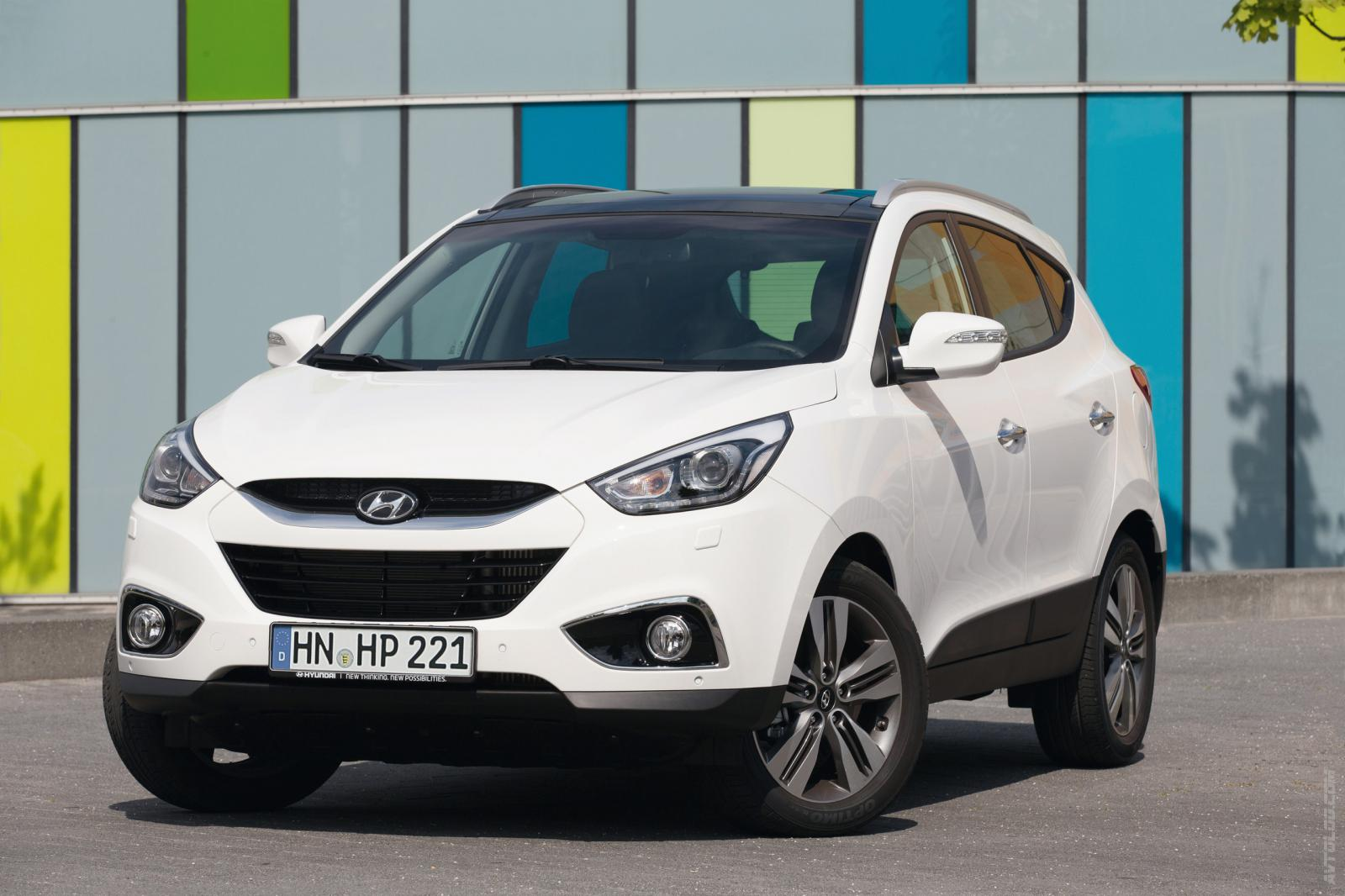 Hyundai ix35 2.0 2013 photo - 5