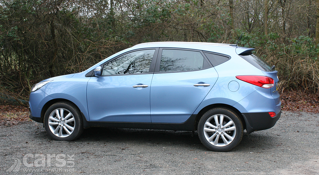 Hyundai ix35 2.0 2013 photo - 6