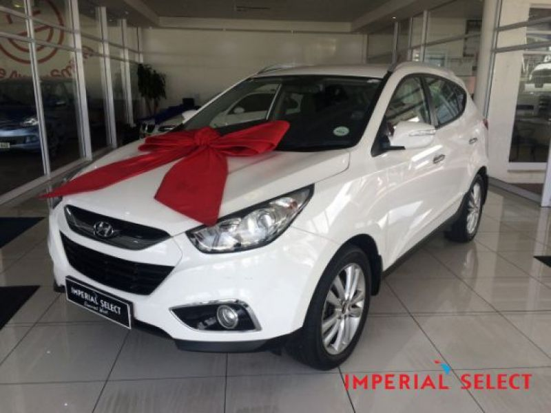 Hyundai ix35 2.0 2013 photo - 7