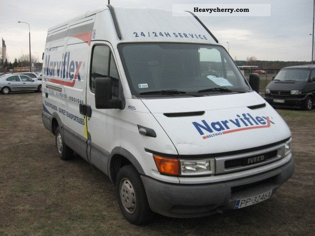 IVECO Daily 2.3 2012 photo - 10