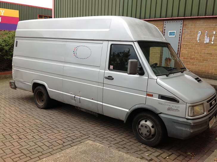 IVECO Daily 2.3 2013 photo - 8