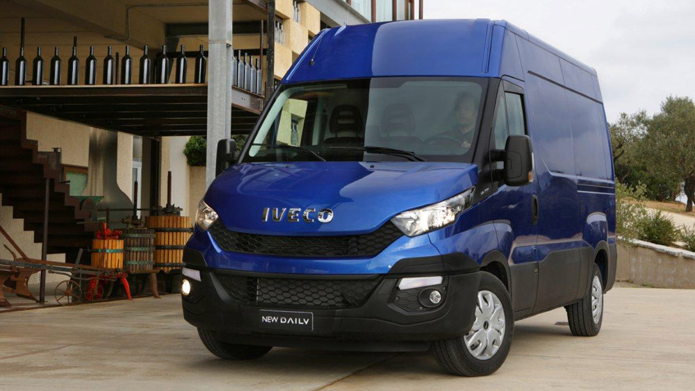 IVECO Daily 2.3 2014 photo - 12