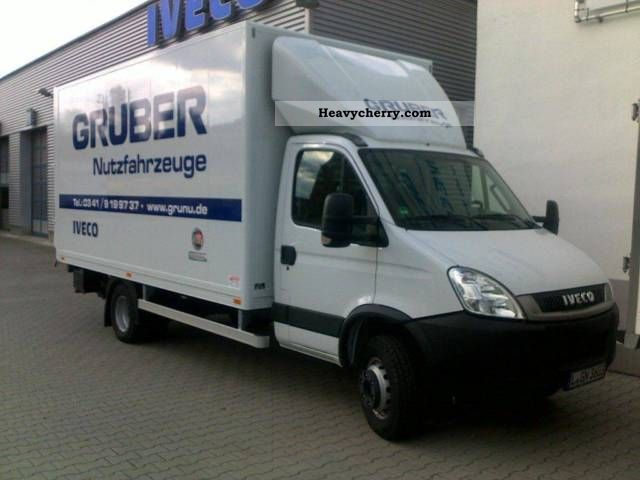 IVECO Daily 3.0 2011 photo - 4