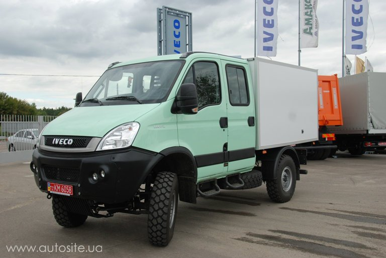 IVECO Daily 3.0 2013 photo - 5