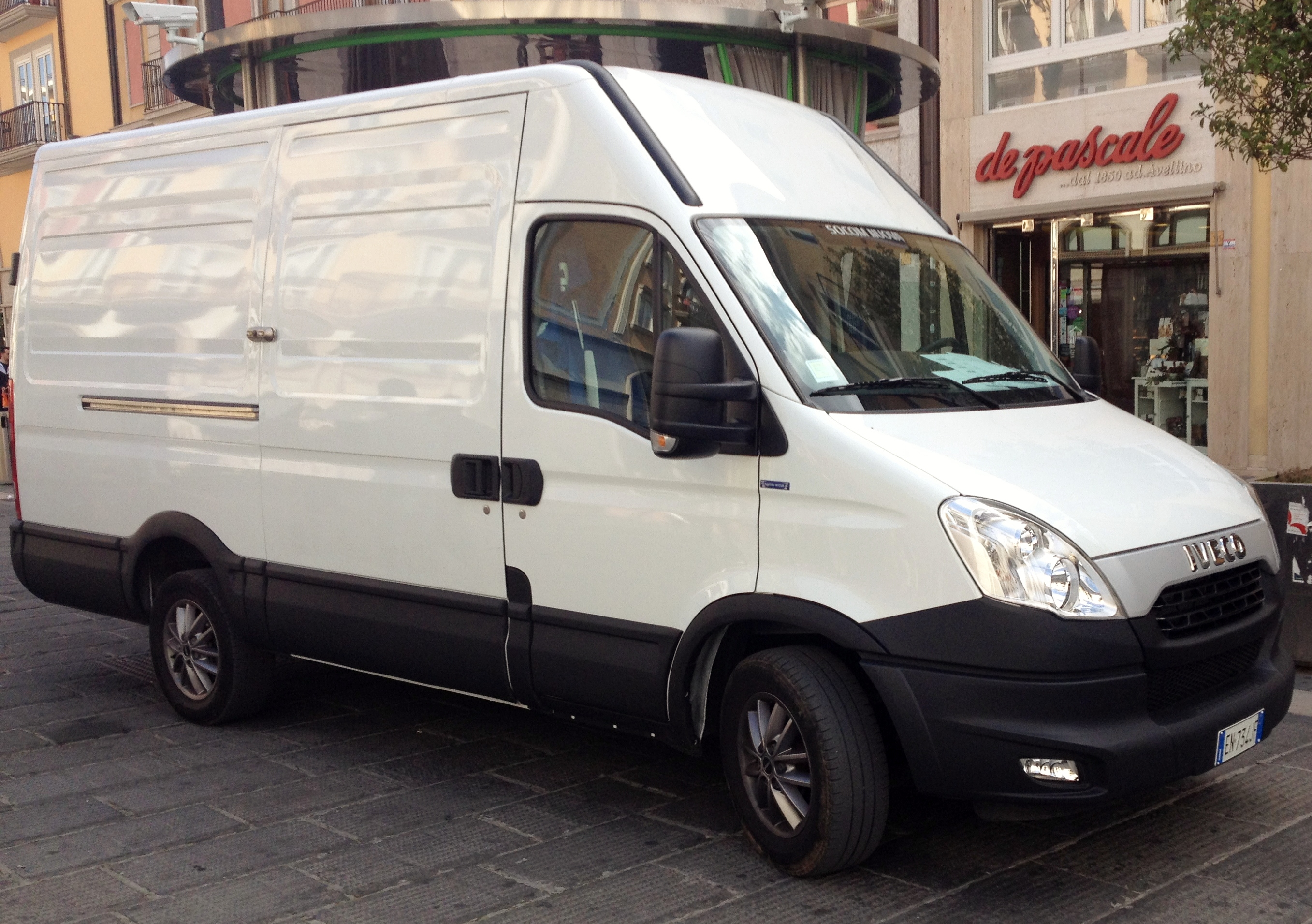 IVECO Daily 3.0 2013 photo - 7