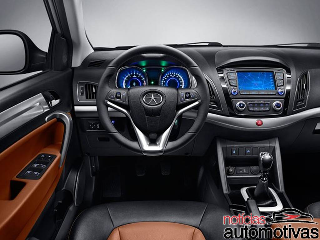 Jac S5 2 0 2014 Technical Specifications Interior And