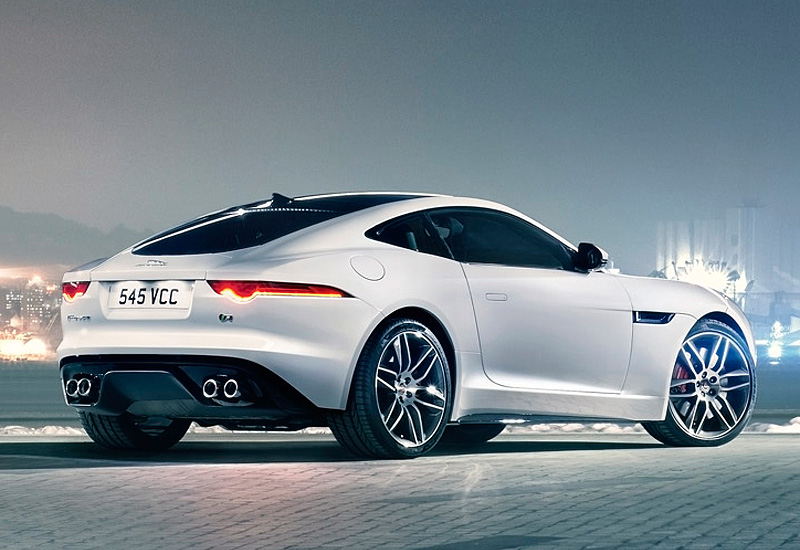 Jaguar F-Type R 2014 photo - 3