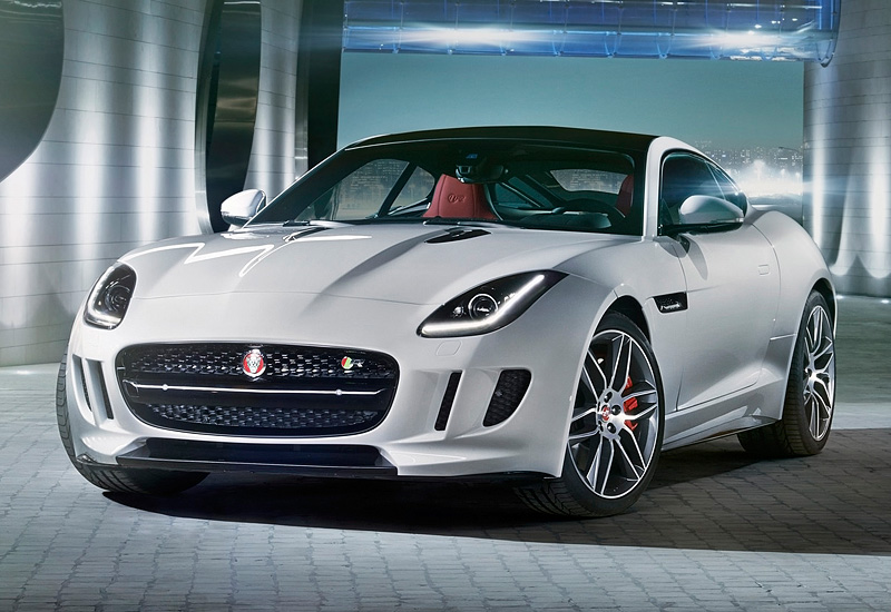 Jaguar F-Type R 2014 photo - 7
