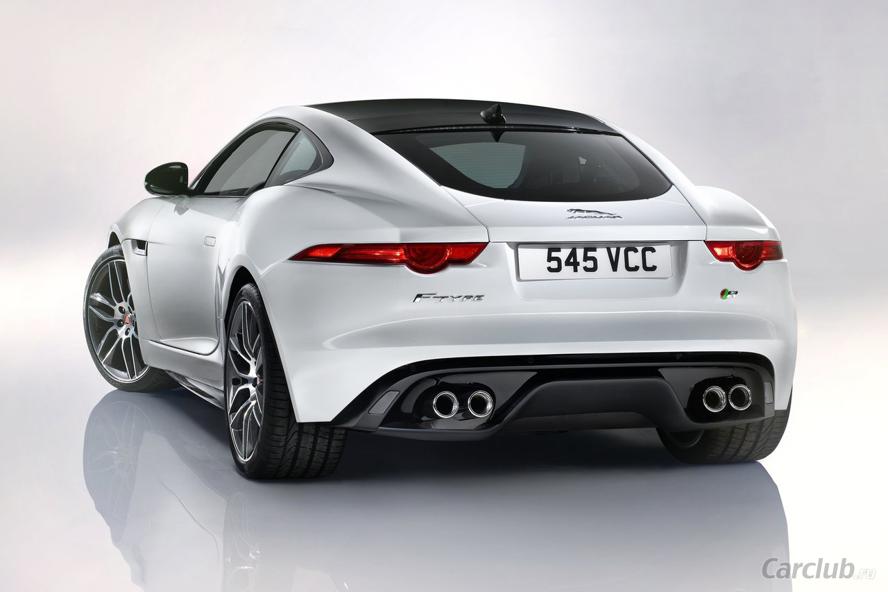 Jaguar F-Type R 2014 photo - 8