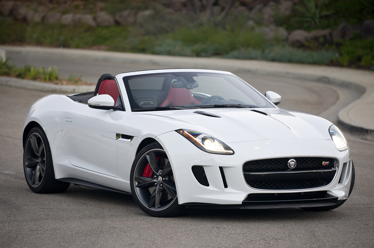 Jaguar F-Type S 2014 photo - 3