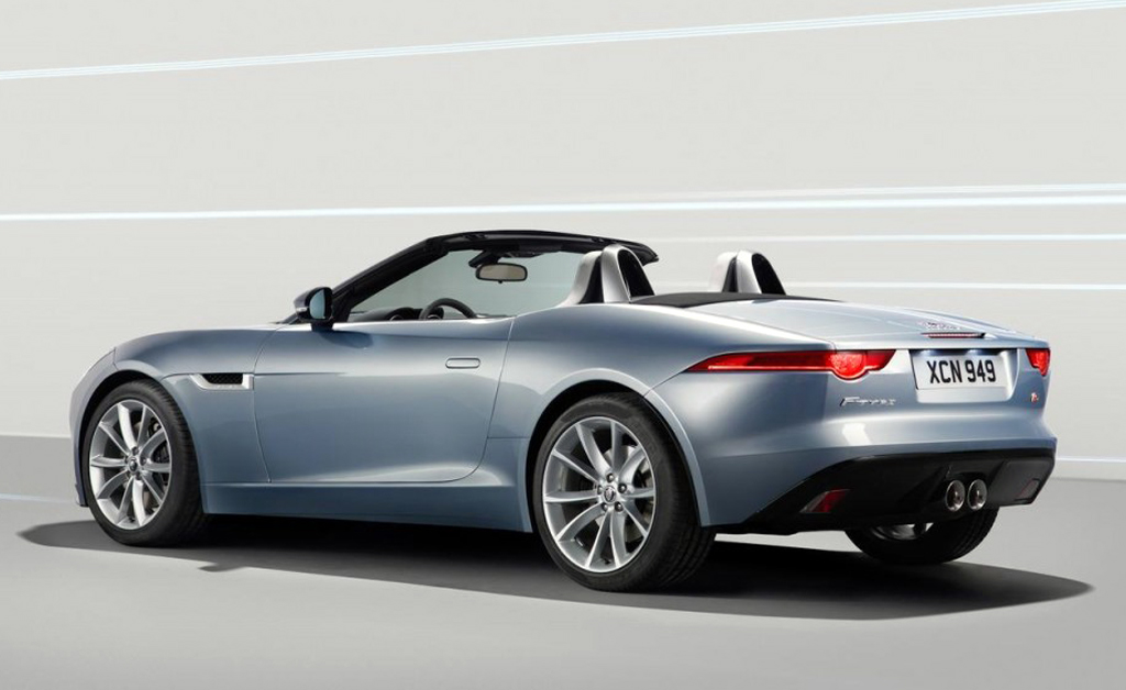 Jaguar F-Type S 2014 photo - 7