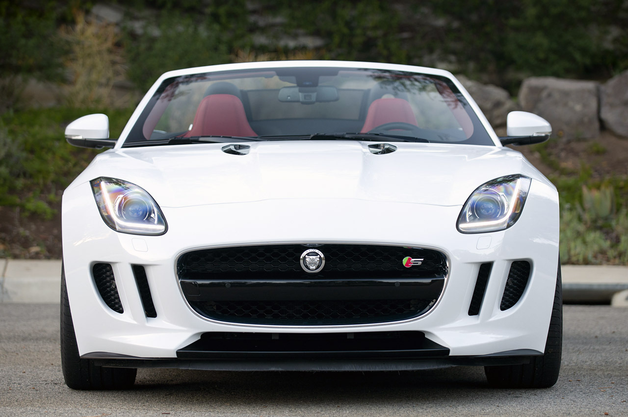 Jaguar F-Type S 2014 photo - 8