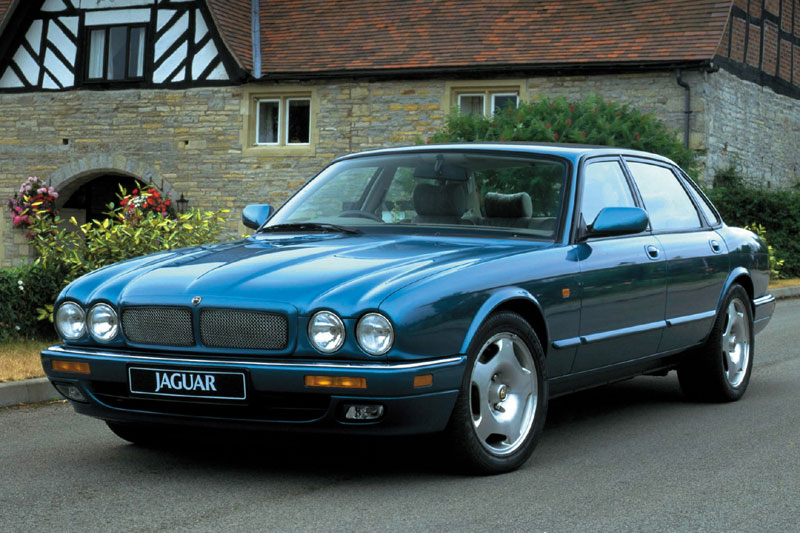 Jaguar XJ 4.0 1994 photo - 1