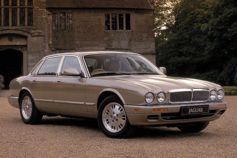 Jaguar XJ 4.0 1994 photo - 8