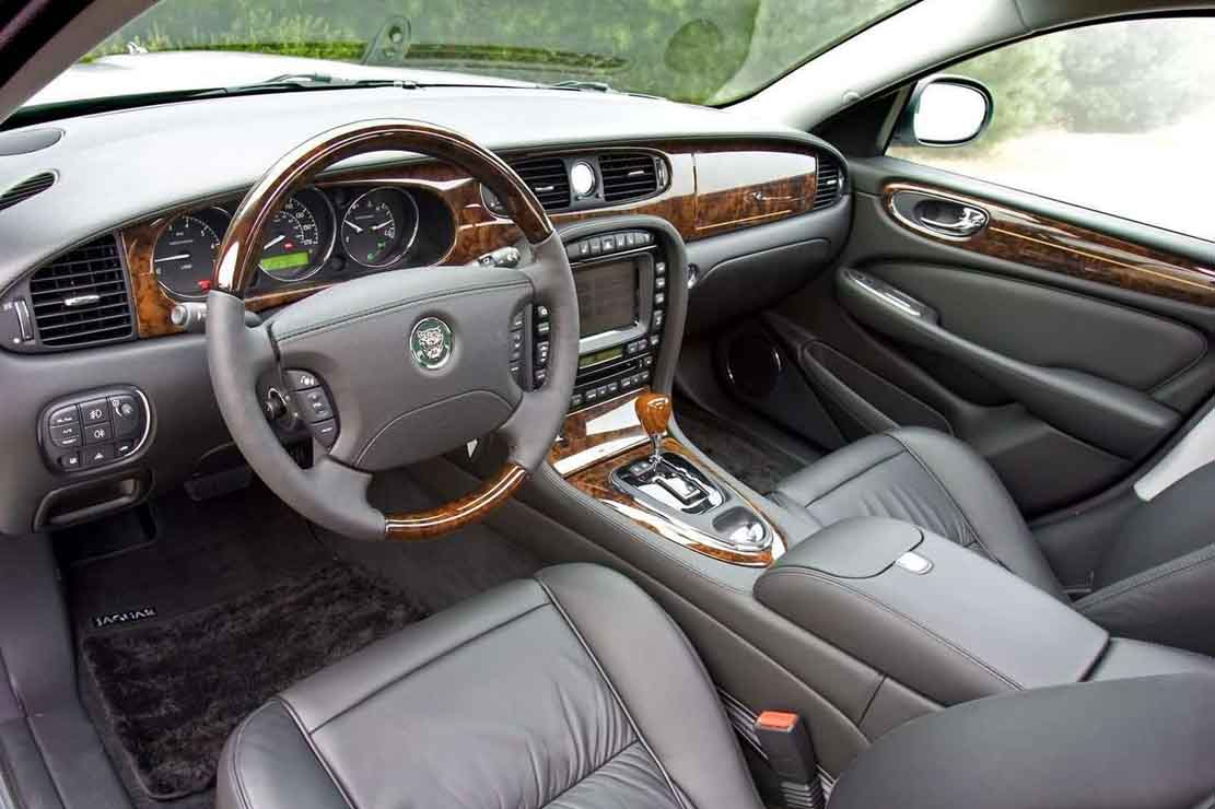Jaguar Xj 42 2005 Technical Specifications Interior And Exterior Xj8 Specs Photo 3